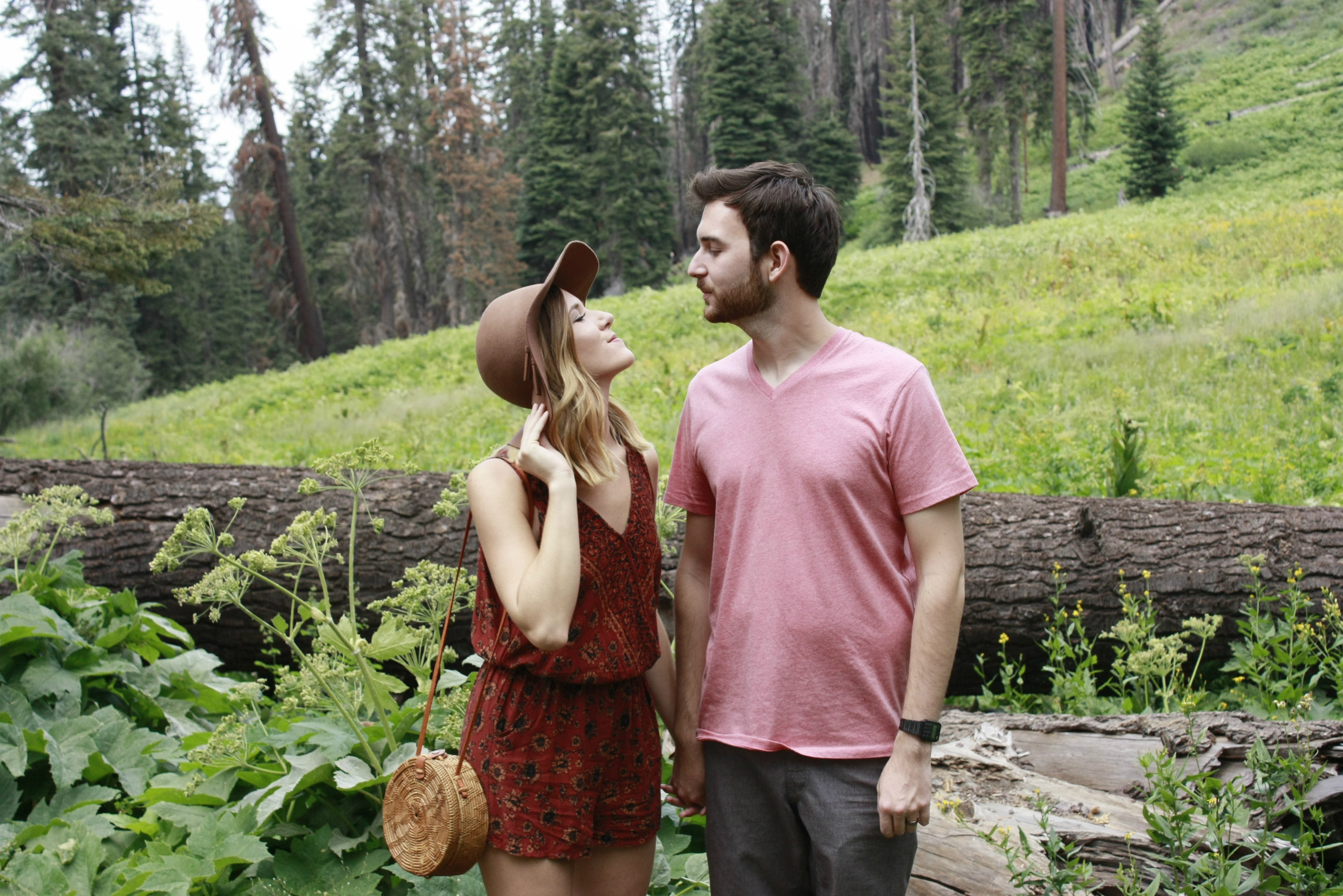 Couple Photo Shoot in Mountains