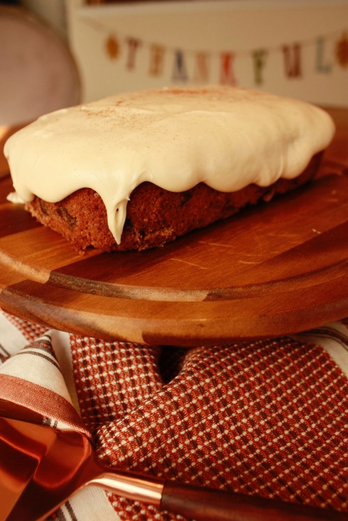 Coffee Pumpkin Bread Recipe